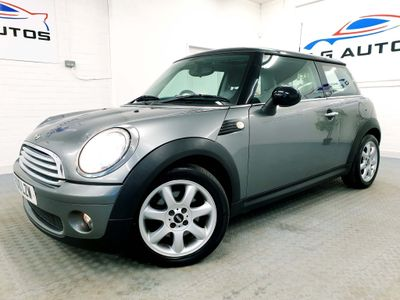 MINI Hatch Hatchback 1.6 Cooper Graphite 3dr