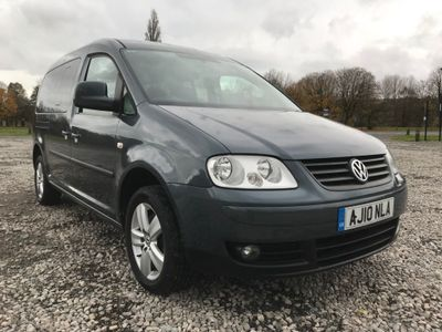Volkswagen Caddy Maxi Life Other 1.9 TDI Maxi Life Bus DSG 5dr (7 Seats)