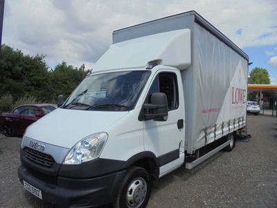 Iveco Daily Curtain Side