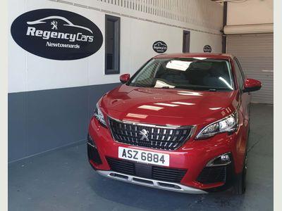 Peugeot 3008 SUV 1.2 PureTech Allure (s/s) 5dr