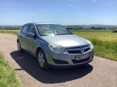 Vauxhall Astra Hatchback 1.8 i 16v Energy 5dr