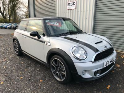 MINI Hatch Hatchback 2.0 Cooper SD Avenue 3dr