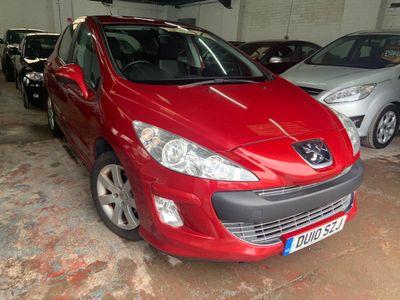 Peugeot 308 Hatchback 1.6 HDi Sport 5dr