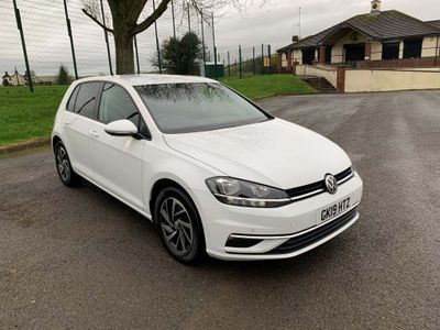 Volkswagen Golf Hatchback 1.6 TDI Match (s/s) 5dr