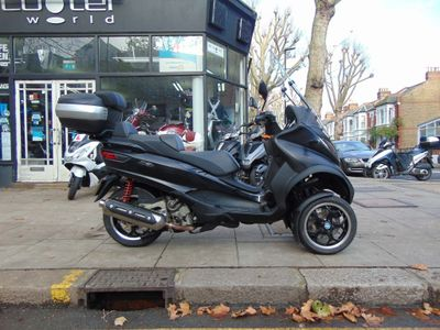 Piaggio MP3 Three Wheeler 500 Sport LT ABS Three Wheeler