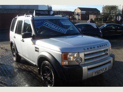 Land Rover Discovery 3 SUV 2.7 TDV6 AUTOMATIC