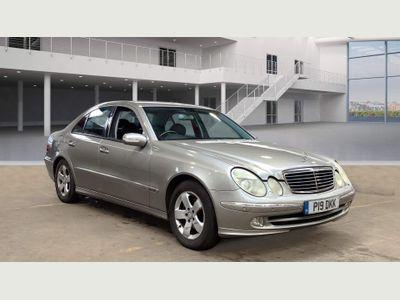 Mercedes-Benz E Class Saloon 2.6 E240 Avantgarde 4dr
