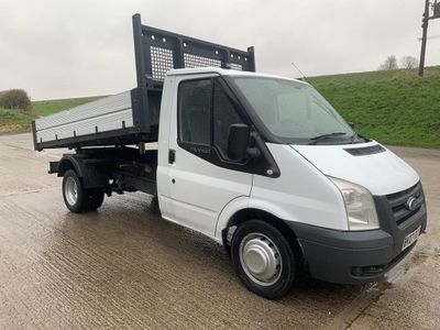 Ford Transit Tipper 2.4 TDCi 350 (HD) 1-Way Tipper RWD L2 2dr