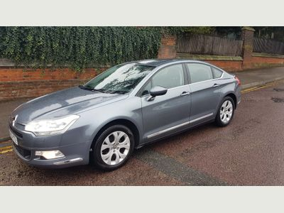 CITROEN C5 Saloon 2.0 HDi 16v Exclusive 4dr