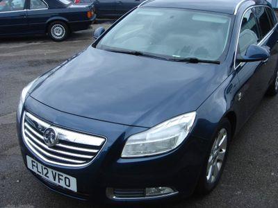 Vauxhall Insignia Estate 2.0 CDTi 16v SRi 5dr