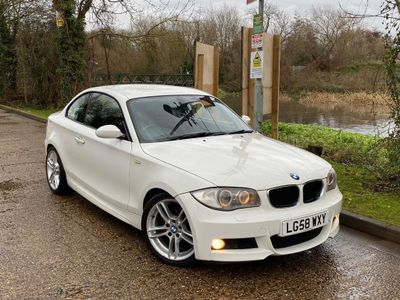 BMW 1 Series Coupe 3.0 125i M Sport Auto 2dr