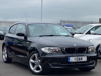 BMW 1 Series Hatchback 1.6 116i SE Auto 3dr
