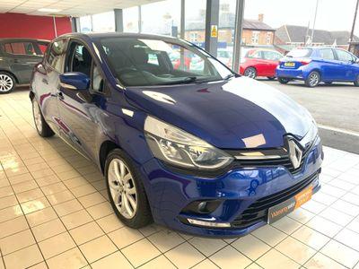 Renault Clio Hatchback 1.5 dCi ECO Dynamique Nav (s/s) 5dr