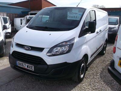 Ford Transit Custom Unlisted 2.0 TDCi 290 L1 H1 5dr
