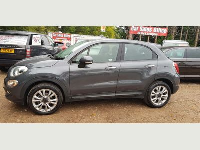 Fiat 500X SUV 1.4 MultiAir Pop Star (s/s) 5dr