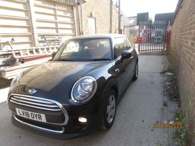 MINI Hatch Hatchback 1.5 One (s/s) 3dr