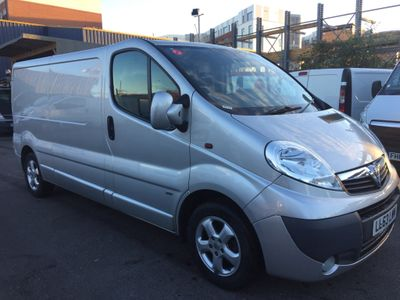 Vauxhall Vivaro Panel Van 2.0 CDTi Sportive 2900 Panel Van 4dr (LWB, EU5)