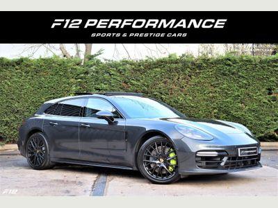 Porsche Panamera Estate 2.9 V6 E-Hybrid 14kWh 4 Sport Turismo PDK 4WD (s/s) 5dr