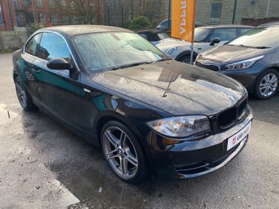 BMW 1 Series Coupe 3.0 125i SE 2dr