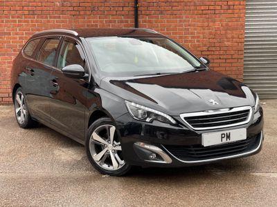 Peugeot 308 SW Estate 2.0 BlueHDi Allure EAT6 5dr