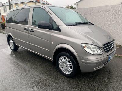 Mercedes-Benz Vito Combi Van DUALINER 115 CDI 2.1 5 SEATER