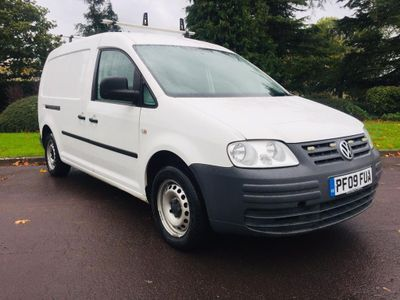 Volkswagen Caddy Maxi Other 1.9 TDI Maxi Panel Van 5dr