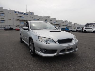 Subaru Legacy Estate JDM BP5 GT SPEC B 2.0L TWINSCROLL TURBO