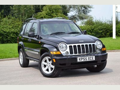 Jeep Cherokee SUV 2.8 TD Limited 4x4 5dr