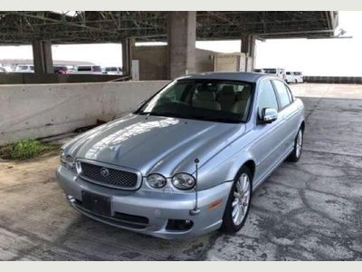Jaguar X-Type Saloon 2100CC V6 EXECUTIVE JAPANESE IMPORT