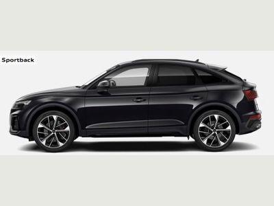 Audi SQ5 SUV 3.0 TDI V6 Vorsprung Sportback Tiptronic quattro (s/s) 5dr