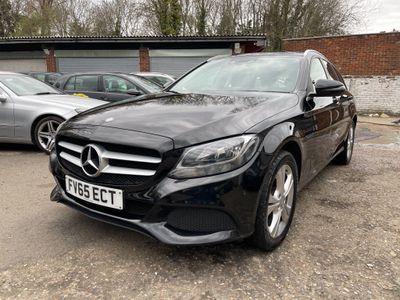 Mercedes-Benz C Class Estate 2.1 C220d SE (s/s) 5dr