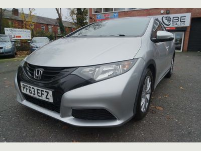 Honda Civic Hatchback 1.4 i-VTEC S 5dr