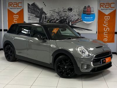 MINI Clubman Estate 2.0 Cooper SD (s/s) 6dr