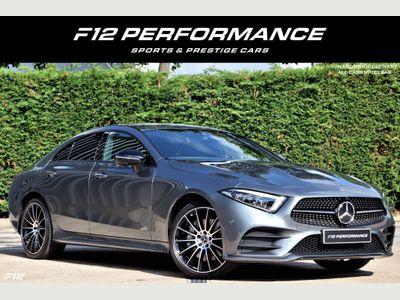 Mercedes-Benz CLS Coupe 2.9 CLS400d AMG Line Night Edition (Premium Plus) G-Tronic 4MATIC (s/s) 4dr
