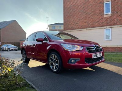 Citroen DS4 Hatchback 1.6 e-HDi Airdream DStyle 5dr