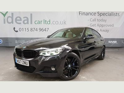 BMW 3 Series Gran Turismo Hatchback 2.0 320d M Sport Gran Turismo Auto xDrive (s/s) 5dr