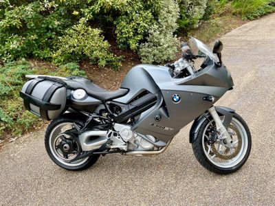 BMW F800ST Sports Tourer 800 ST