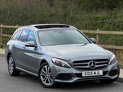 Mercedes-Benz C Class Estate 2.1 C300dh BlueTEC Sport G-Tronic+ (s/s) 5dr