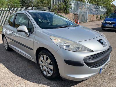 Peugeot 207 Hatchback 1.4 HDi S 3dr
