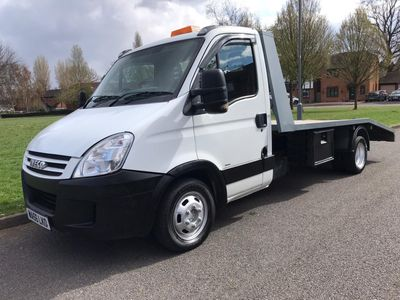 Iveco Daily Vehicle Transporter 3.0 LITRE RECOVERY TRANSPORTER 3.5 TON