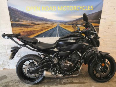 Yamaha MT-07 Naked