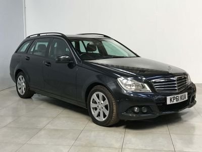 Mercedes-Benz C Class Estate 2.1 C200 CDI BlueEFFICIENCY SE Edition 125 G-Tronic 5dr