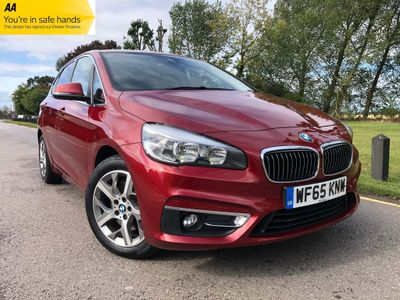 BMW 2 SERIES ACTIVE TOURER MPV 2.0 220d Luxury Active Tourer Auto (s/s) 5dr