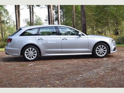 AUDI A6 AVANT Estate 2.0 TDI ultra SE Executive Avant (s/s) 5dr
