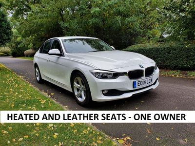 BMW 3 Series Saloon 1.6 316i SE (s/s) 4dr