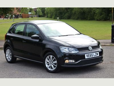 Volkswagen Polo Hatchback 1.2 TSI BlueMotion Tech SE DSG (s/s) 5dr