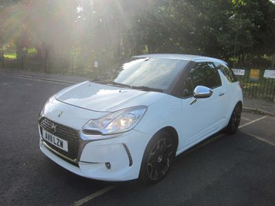 Citroen DS3 Hatchback 1.6 VTi Black 3dr