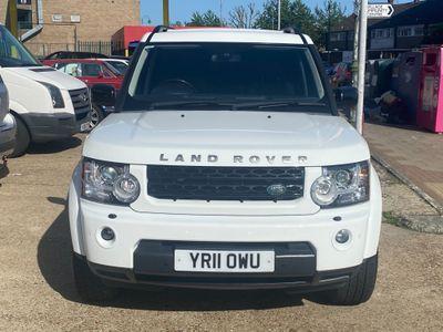 Land Rover Discovery 4 SUV 3.0 SD V6 Landmark LE Auto 4WD 5dr