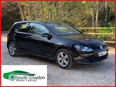 Volkswagen Golf Hatchback 1.4 TSI BlueMotion Tech S (s/s) 3dr