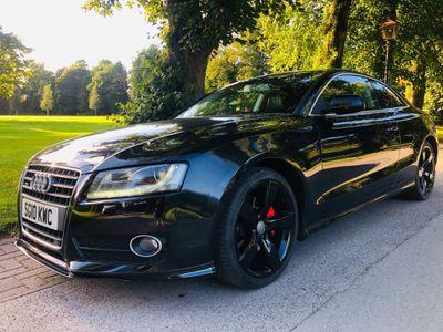 Audi A5 Coupe 2.0 TFSI Sport quattro 2dr